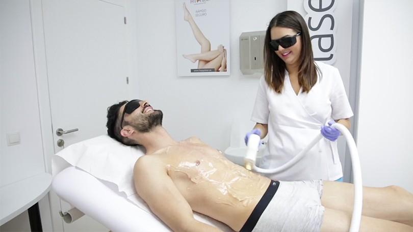 HAPPYláser, la depilación INDOLORA traída de España
